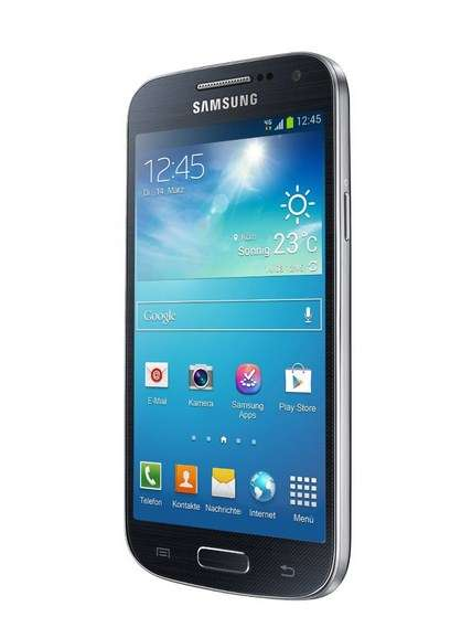 reset Samsung Galaxy s4 mini