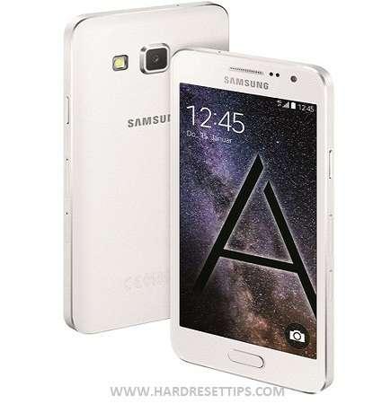 Samsung galaxy J1 hard reset
