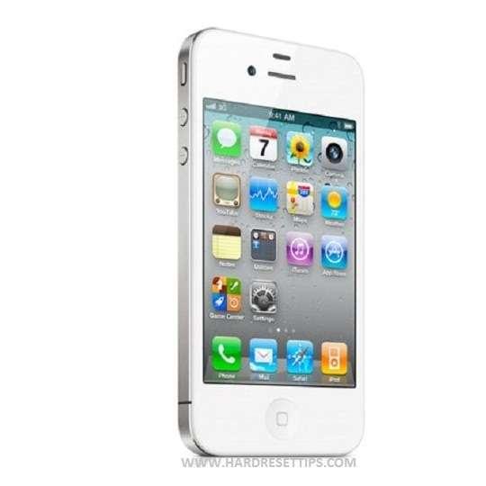 iPhone 4s Factory settings