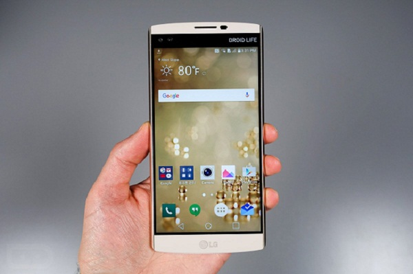 LG V10 problem and solution