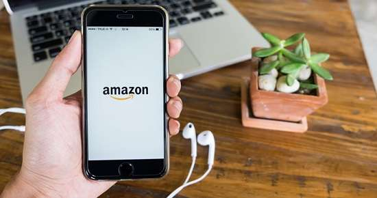 Amazon buy phone with checking account