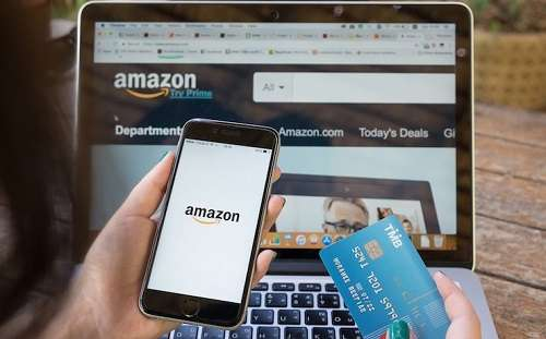 Amazon pay with a checking account