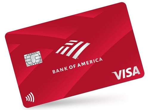 Bank of America Customized Cash Rewards Credit Card