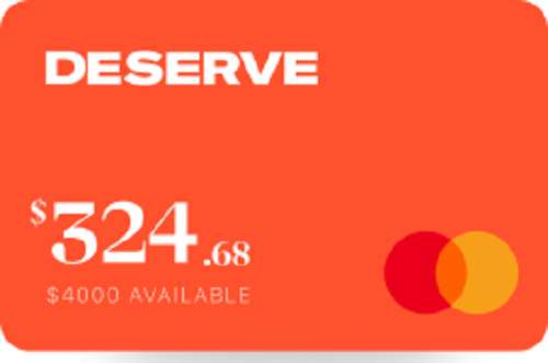 Deserve Digital First Card