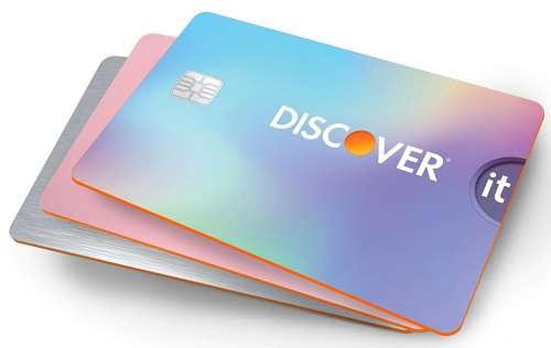Discover It Cash Back Credit Card