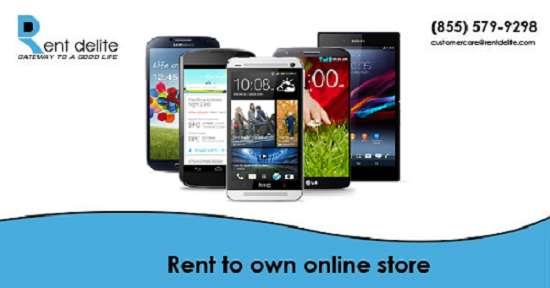 Rent Delite electronics online store