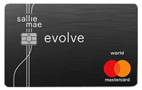 Sallie Mae Evolve credit cards for 18-year-olds