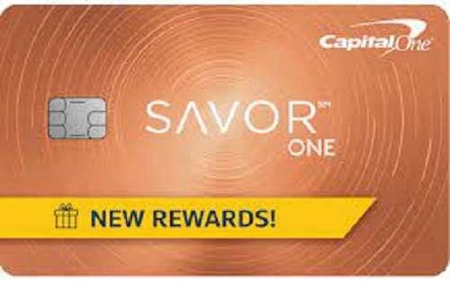 SavOrone Rewards Credit Card